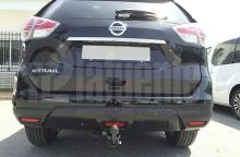 Enganche con sistema desmontable horizontal EE1487 para NISSAN X-Trail T32 2016