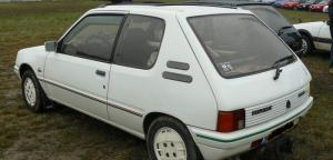 Enganches para PEUGEOT 205