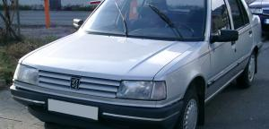 Enganches para PEUGEOT 309