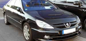Enganches para PEUGEOT 607