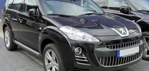 Enganches para PEUGEOT 4007