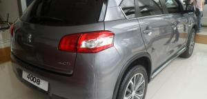 Enganches para PEUGEOT 4008