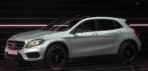Enganches para MERCEDES GLA