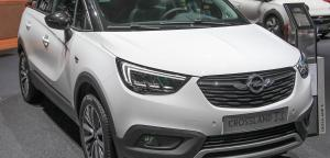 Enganches para OPEL Crossland X SUV
