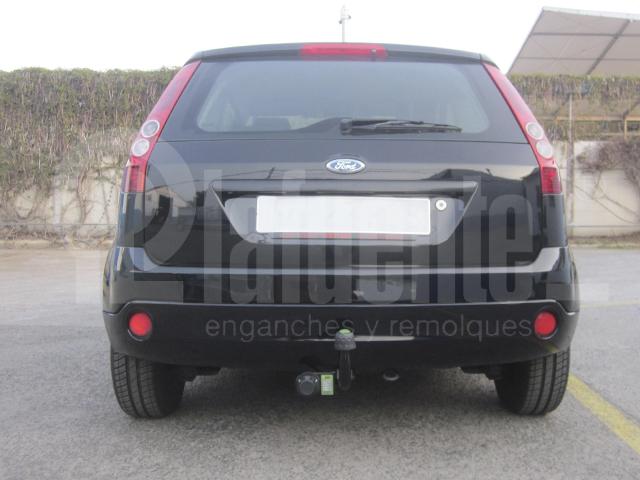 Starre Anhängerkupplung für FORD Fiesta Auto - Lafuente ®