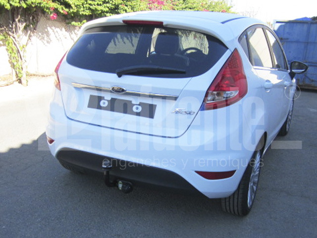 starre anh ngerkupplung f r ford fiesta auto lafuente