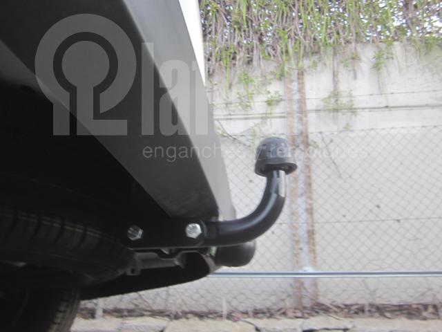 Starre Anhängerkupplung für FORD Transit Connect kastenwagen ...