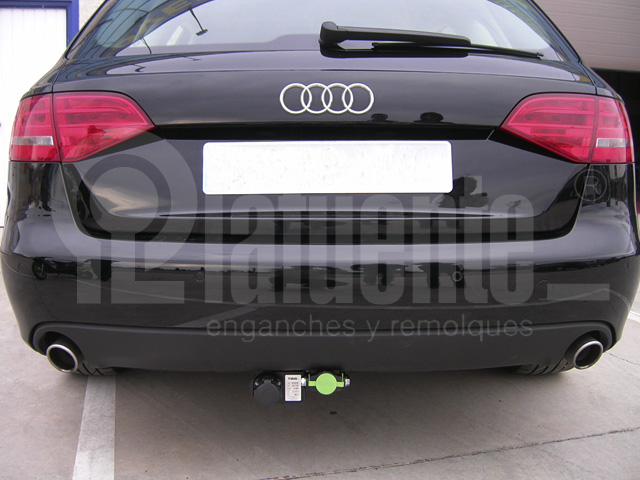 Horizontal Anhängerkupplung Für Audi A4 Kombi Lafuente