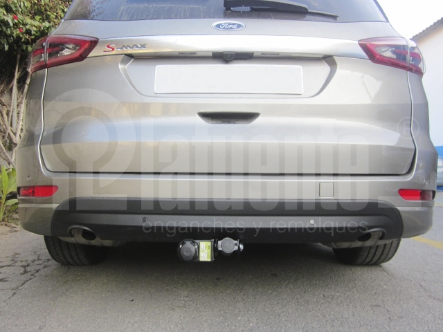 Horizontal Anhängerkupplung für FORD S-Max MPV - Lafuente ®