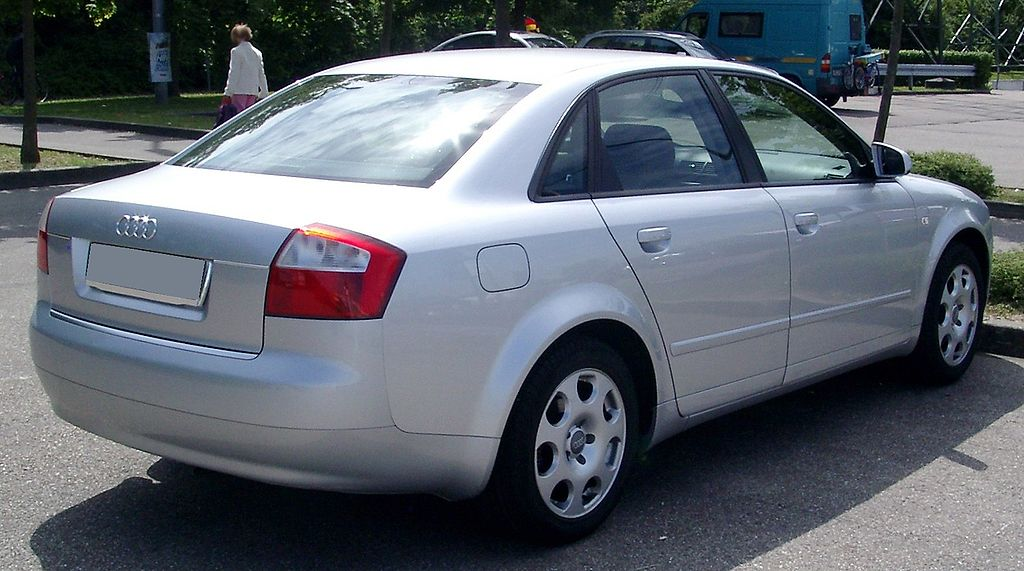 Vertikal Abnehmbare Anhängerkupplung Ei4071 Für Audi A4 Limousine 2003