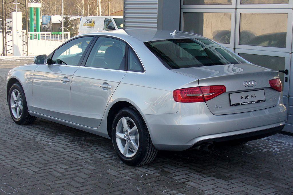 Anhängerkupplung Für Audi A4 Limousine Modelle Lafuente