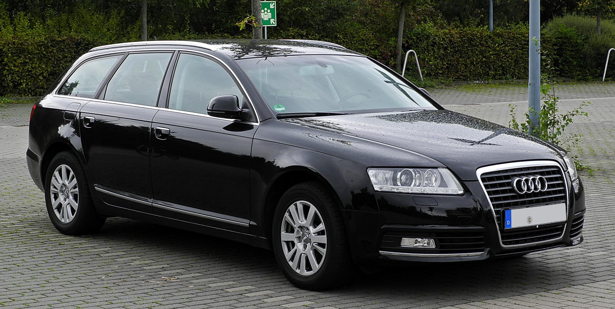 Starre Anhängerkupplung Für Audi A6 Kombi Lafuente