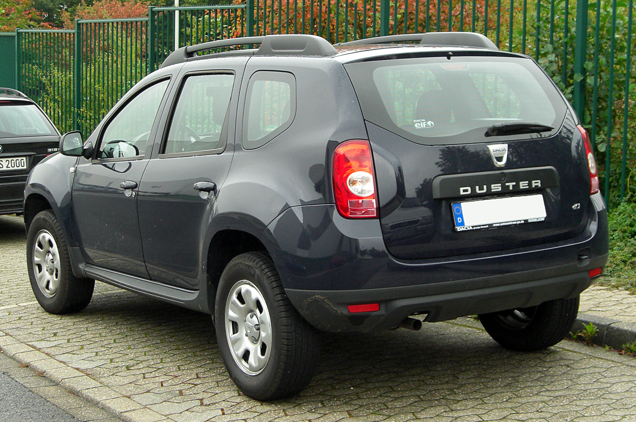 horizontal anh ngerkupplung f r dacia duster 2wd lafuente. Black Bedroom Furniture Sets. Home Design Ideas