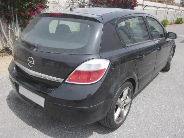 Enganches para opel astra 5 puertas del 2005 - Opel astra 5 puertas ...