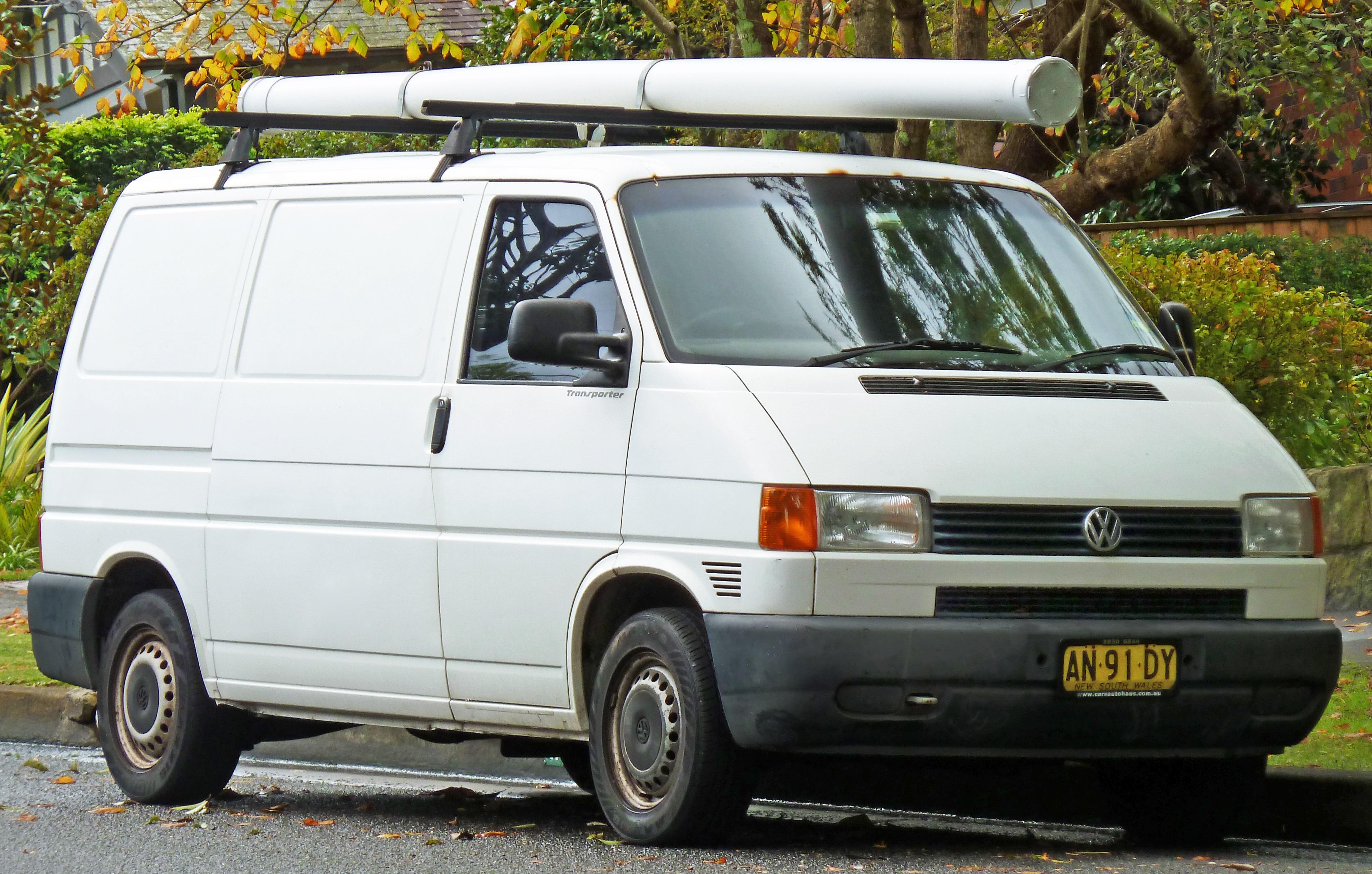 Enganches Para Volkswagen Transporter T4