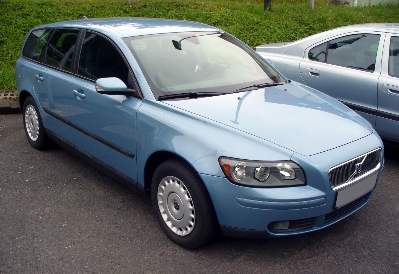 Volvo V50 ab 2004 Anhängerkupplung starr