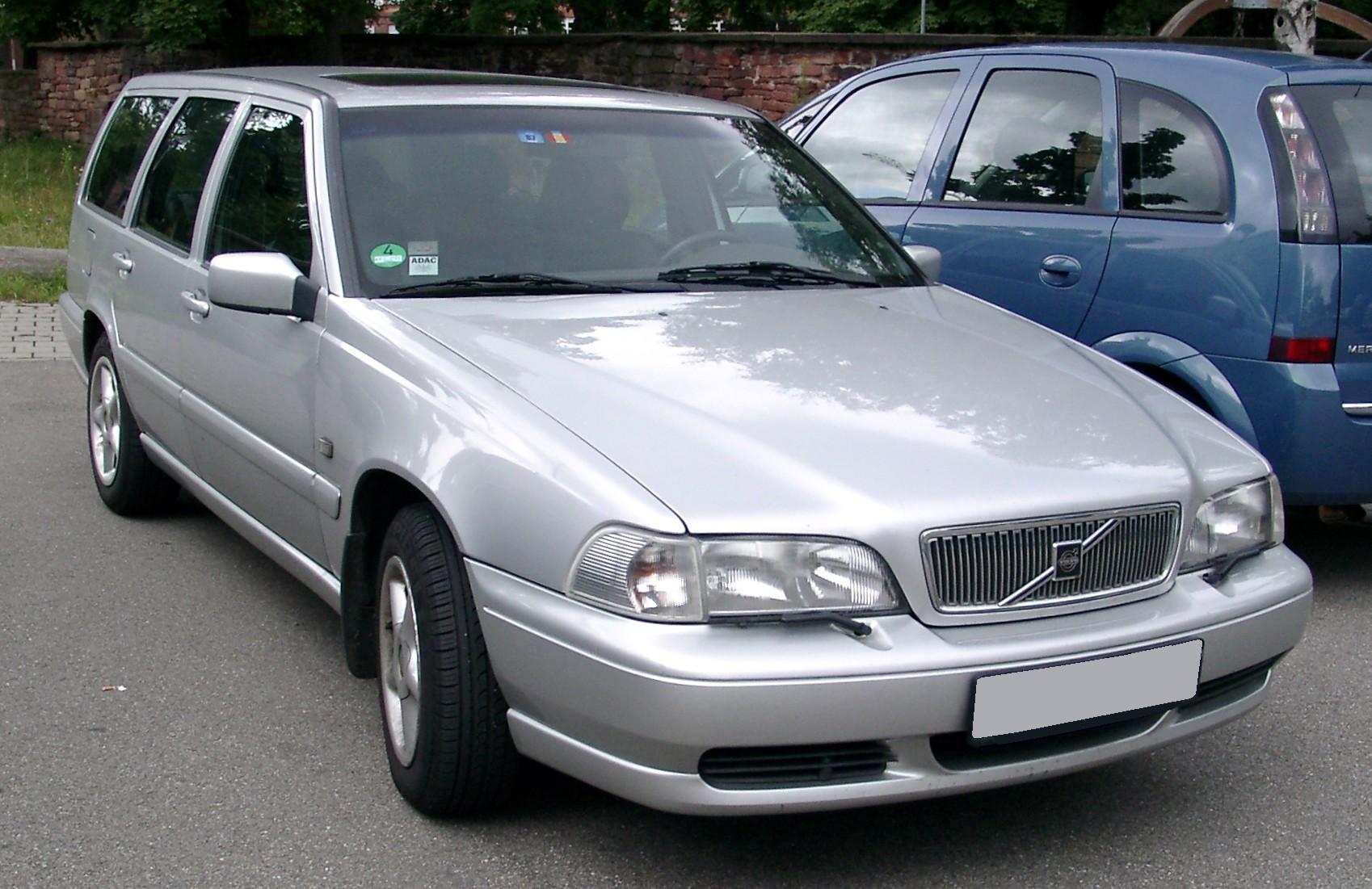 13-pol E-Satz Anhängerkupplung starr Volvo 850 1992//1997 Kombi