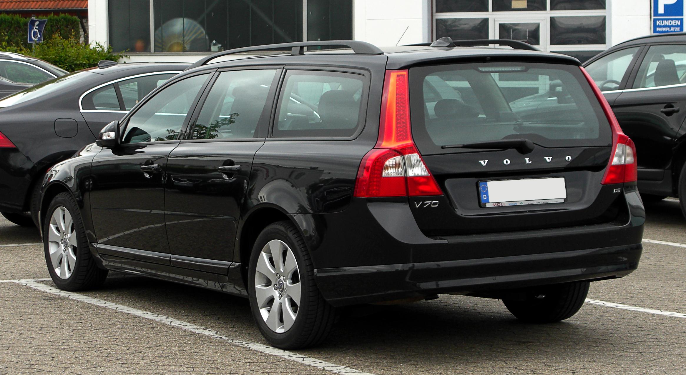 Für Volvo XC70 ab 2007 Anhängerkupplung starr