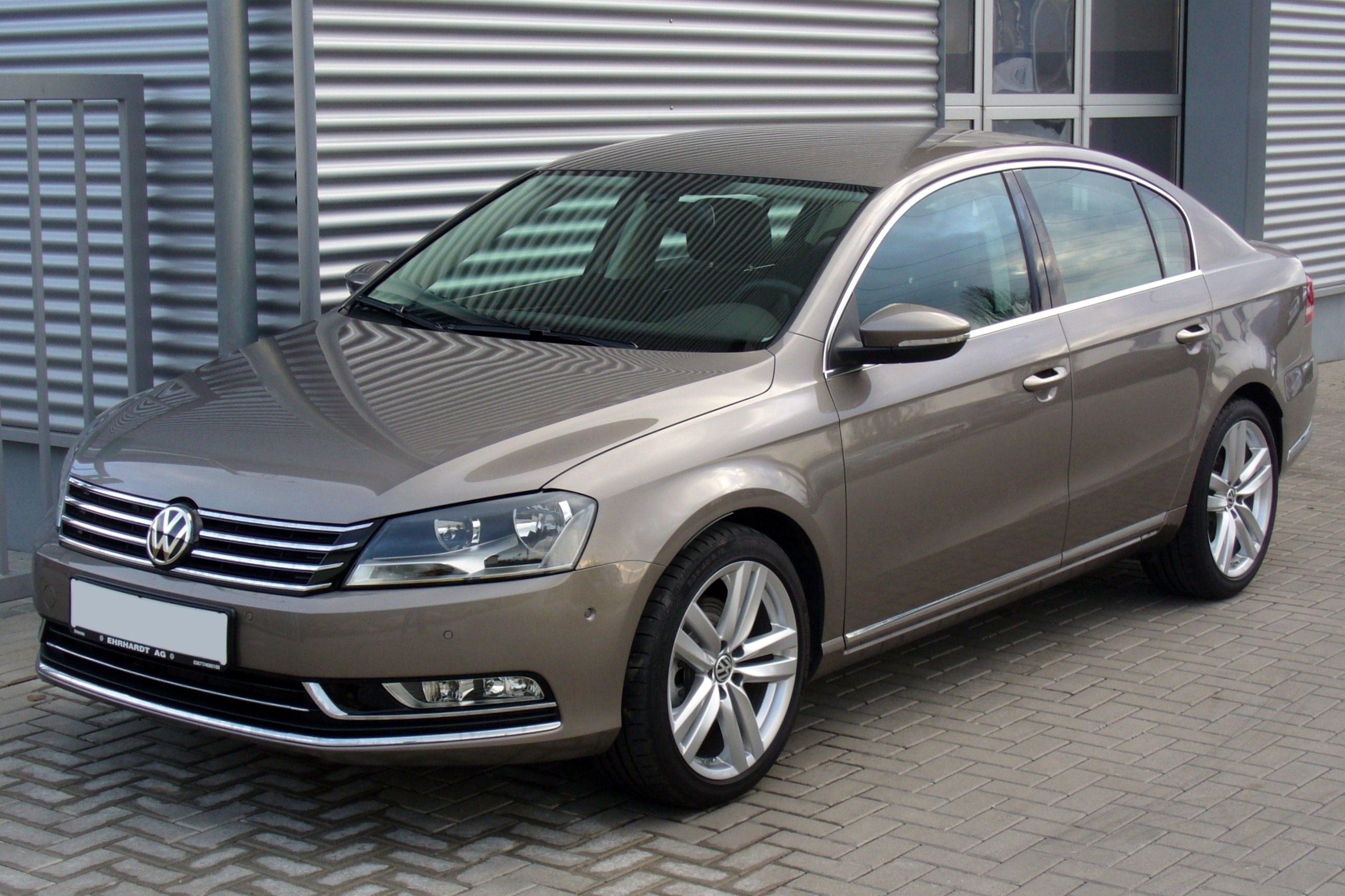 Enganches Para Volkswagen Passat