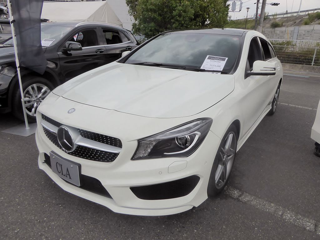 Enganche con sistema desmontable horizontal EE1415L para MERCEDES CLA Familiar 2015
