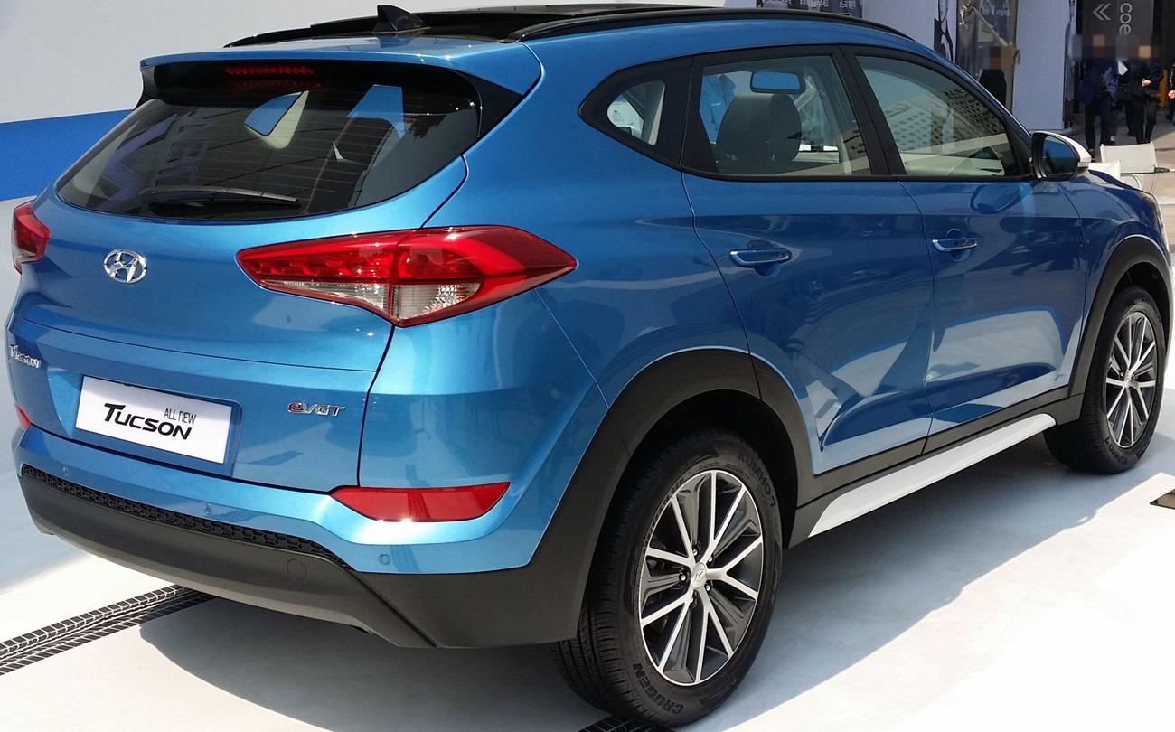 Enganches Para Hyundai Tucson Todoterreno Del 2016