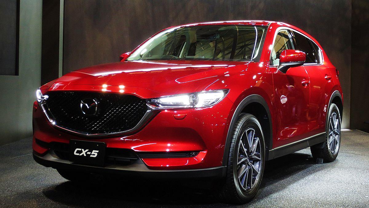 Bola De Remolque Desmontable Horizontal Para Mazda Cx 5